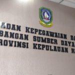 BKPSDM Provinsi Kepri akan Tindaklanjuti Oknum Staf BPKAD Kepri Terlibat Selingkuh