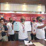 Ditreskrimum Polda Kepri Tangkap Pemalsu Surat BP Batam