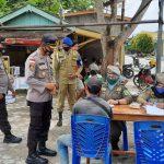 Gelar Operasi Yustisi, Kapolres Natuna Ingatkan Masyarakat, Untuk Selalu Menjaga Protokol Kesehatan