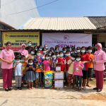 Perduli Kasih, YKB Cabang Kota Barelang Berbagi di Panti Jompo dan Panti Asuhan
